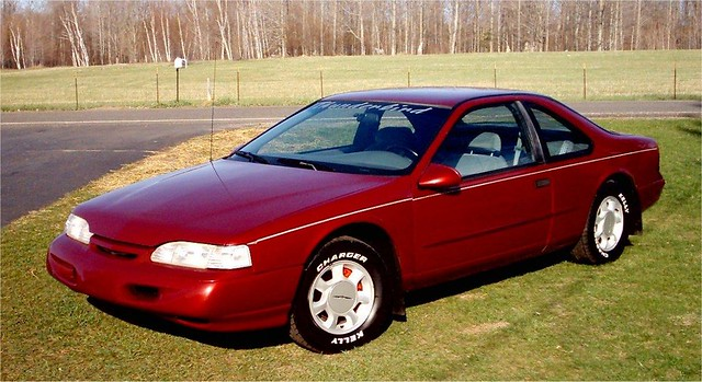 1995 ford thunderbird lx i could go on and on about this. Black Bedroom Furniture Sets. Home Design Ideas