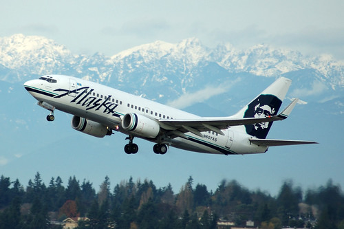 Alaska N607AS | by Drewski2112