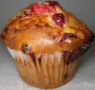 Cranberry Muffin | by Harris Graber