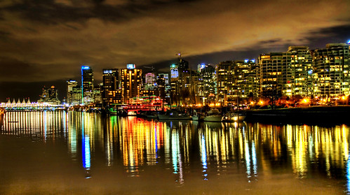 Vancouver at Midnight | by Stuck in Customs