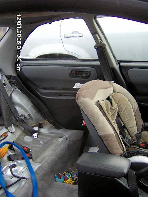 Washing Car Seat Cover Before Use