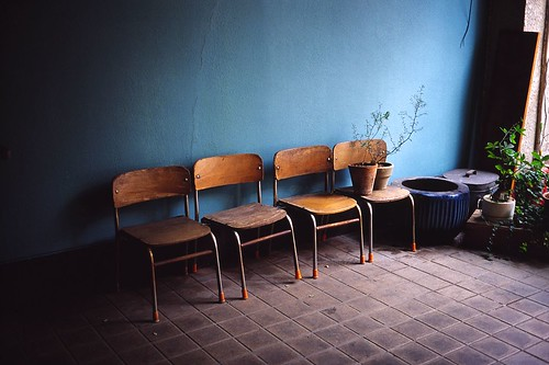 four chairs | by sprout+
