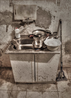 Kitchen sink drama | Thanks to everyone for all your recent … | Flickr