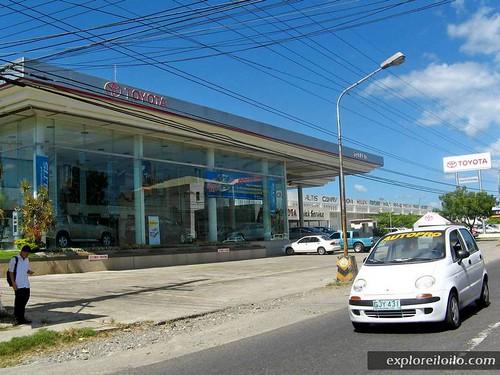 Toyota Jaro Showroom Jaro Iloilo City Iloilo