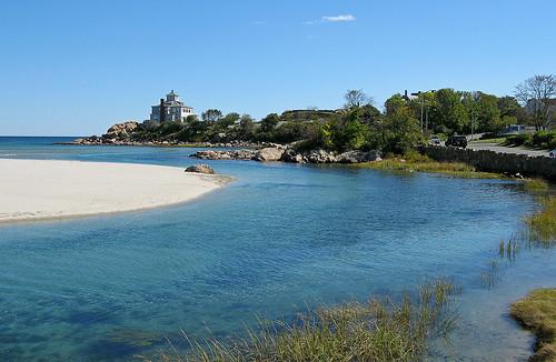 Good Harbor Beach Salt Island