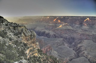 "mather point sunset | by Matt ""Linus"" Ottosen"
