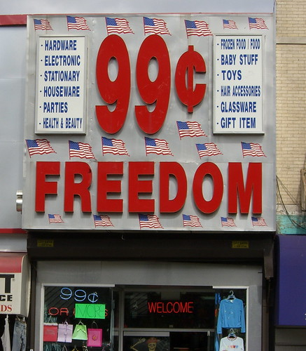 freedom 99 cents