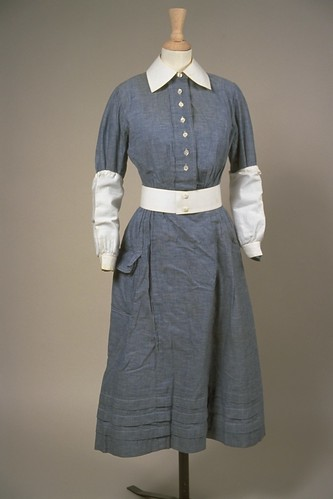 Nurse S Uniform This Uniform Belonged To Nurse Annie