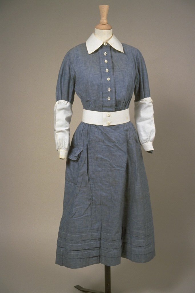 Nurse S Uniform This Uniform Belonged To Nurse Annie