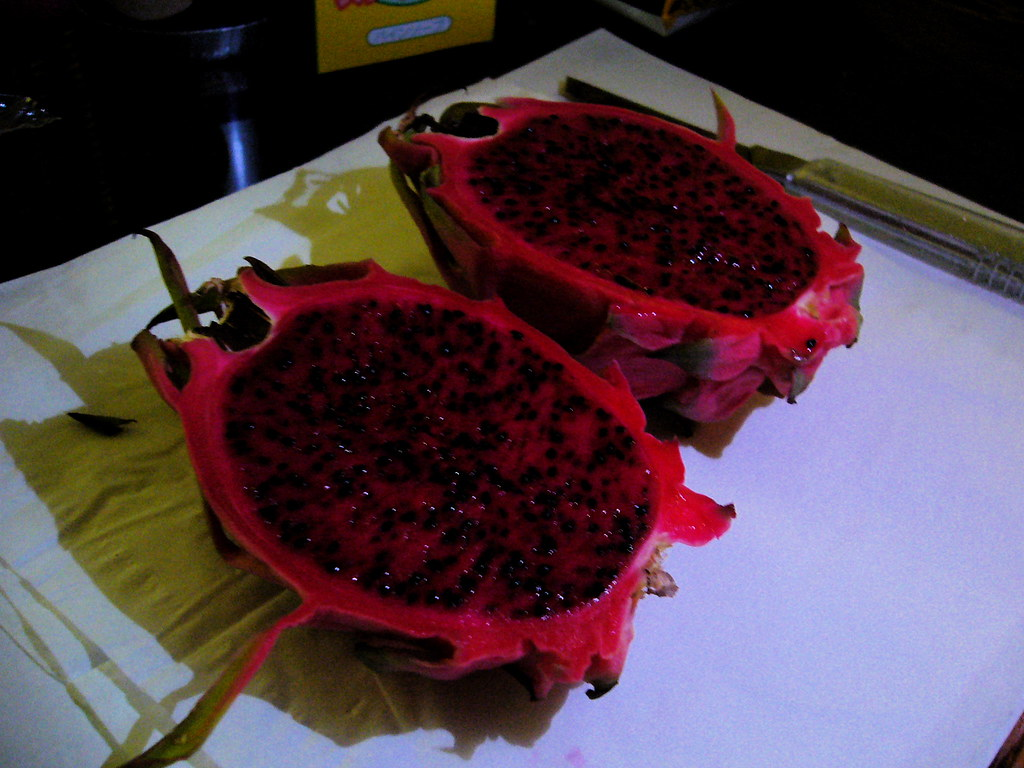 the fruit company how to cut dragon fruit