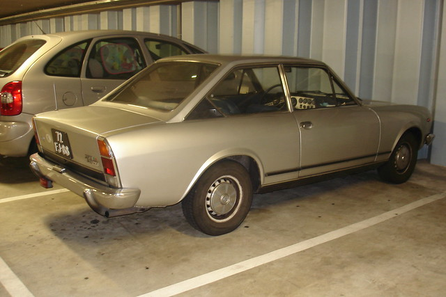Fiat 124 sport coupe 1800 1975 flickr photo sharing - 1975 fiat 124 sport coupe ...