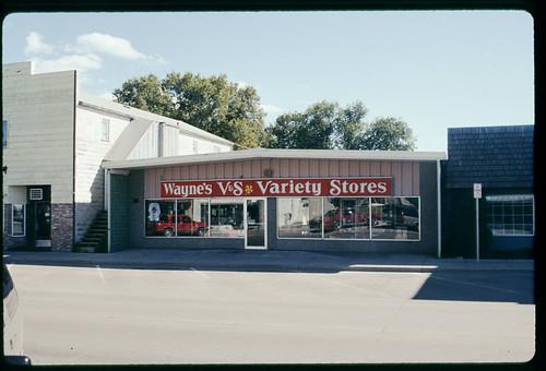 Wayne\u0026#39;s V\u0026S Variety Stores | Downtown Cavalier, North ...