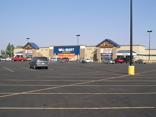 Wal-Mart Supercenter, Miles City | by dave_mcmt