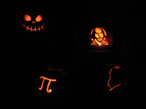 Wheaton Family Jack-o-Lanterns 2006 | by WilWheaton