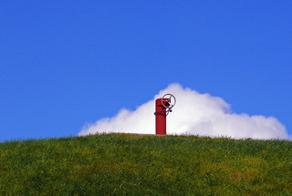 Hydrant on a Hill | by billadler