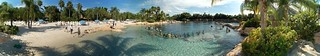 Seaworld, Discovery Cove Panorama | by d4rr3ll