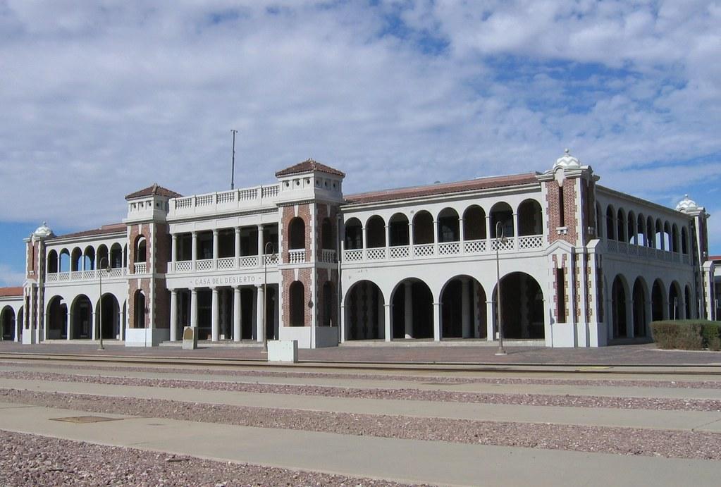 Casa del desierto harvey house beautifully resorted - Casas del desierto ...