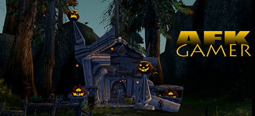 AFK Banner Halloween | by AFK Gamer