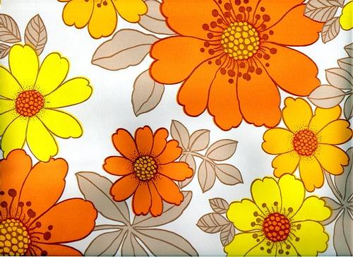 kitsch papier peint 70 39 s seventies wall paper flickr. Black Bedroom Furniture Sets. Home Design Ideas