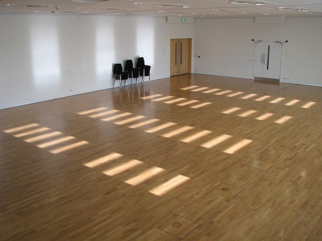Sage empty dance studio | Liz and I were trying locked ...