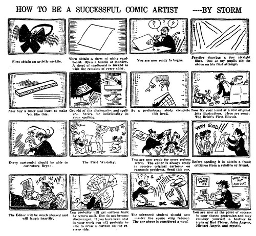 How to be a successful comic artist | by Ape Lad