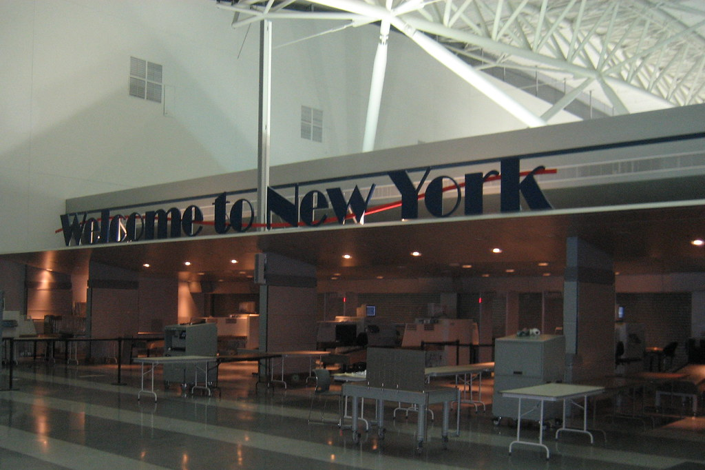 JFK Airport operations center