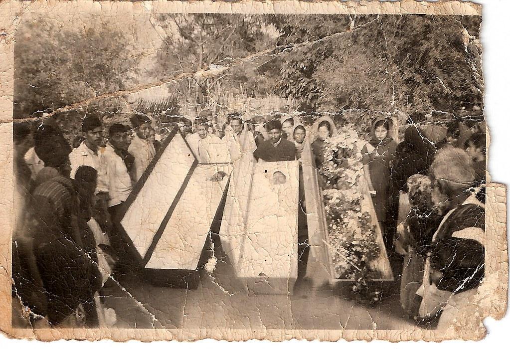 Funeral de francisco franco salazar en la foto se for Donde esta el mural de adan zapata