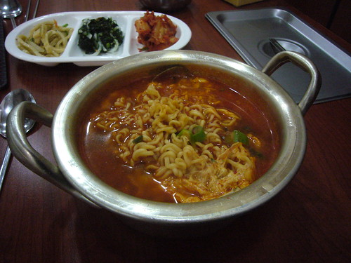 Jjambbong Ramyeon | by maryeats