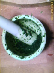 Pesto making: 4 | by HSmade
