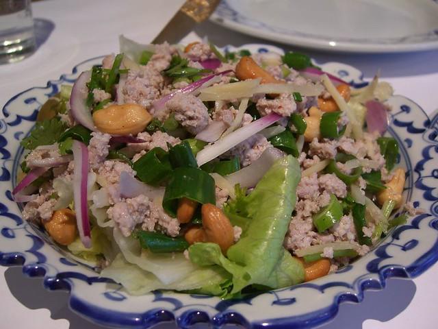 Thai Chicken Salad Recipe California Pizza Kitchen
