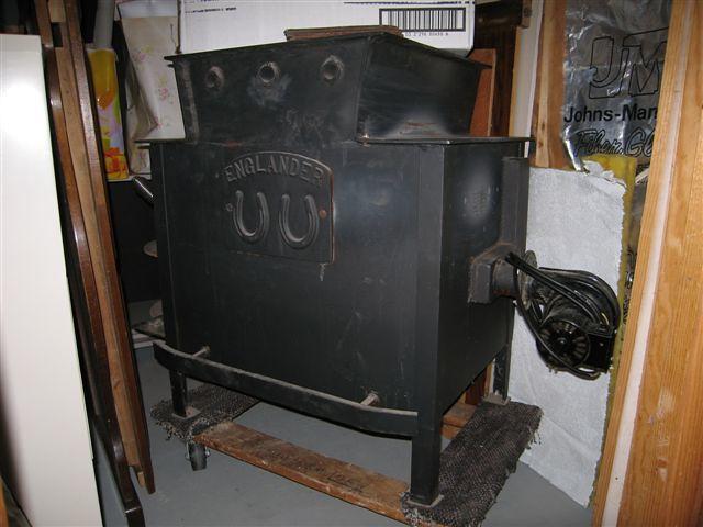 ... Englander stove for sale | by mlemon - Englander Stove For Sale Wood Stove Englander Brand Side L… Flickr