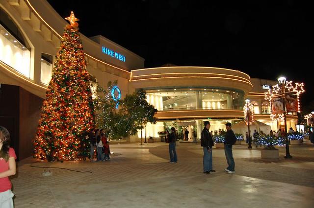 Navidad en la gran v a el salvador galanpiche flickr for Gran via el salvador