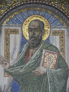 St Paul in Veria - Mosaic | by KiltBear