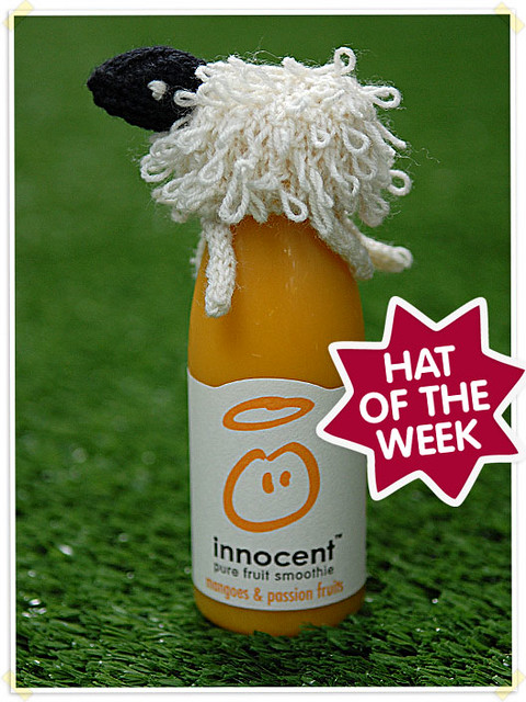 ... supergran hat of the week: a very woolly hat | by innocent.drinks