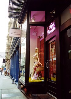 somewhere in SoHo | by aliona's photos
