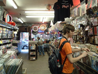 bleeker bobs records | by J Blough