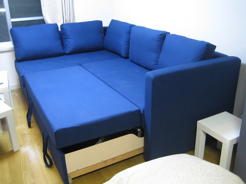 Lugnvik Sofa Bed Review