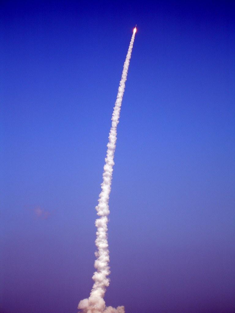 Nasa Rocket Launch 9 25 06 This Was An Amazing Rocket