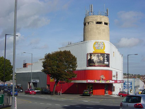 Lost Bristol cinemas ...the Odeon, Winterstoke Rd. | by Fray Bentos