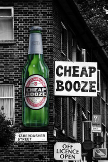 Cheap Booze | by fabbio