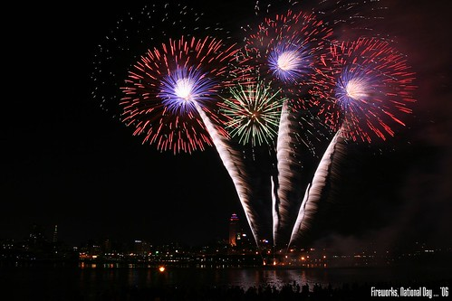 '06 Fireworks, National Day ... | by Fishtail@Taipei