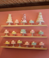 The Original Cupcakes @ Vancouver_Cakes on the wall | by NYAnything
