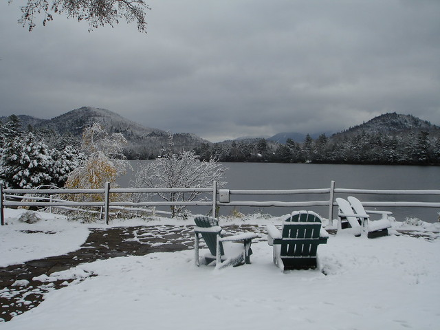 Mirror Lake Inn Resport And Spa Swimming