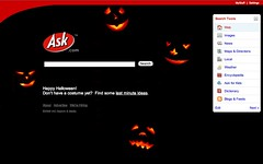 Ask.com Halloween 2006 | by rustybrick