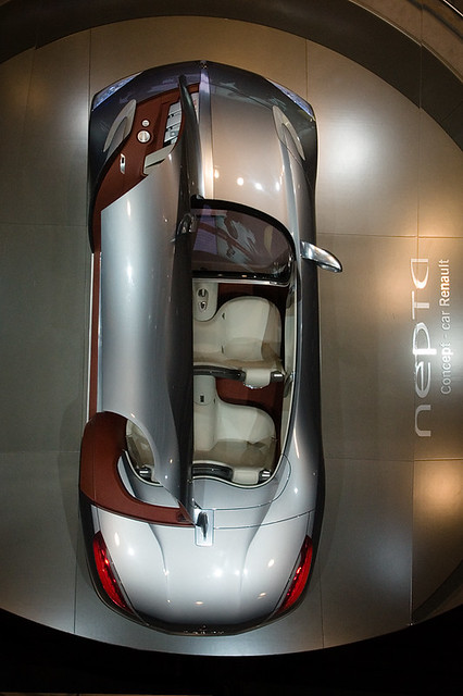 Renault Nepta Concept The Whale See Open As People Dubb Flickr