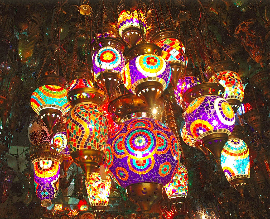 TURKISH TRADITIONS | these colourful lamps are integral ...