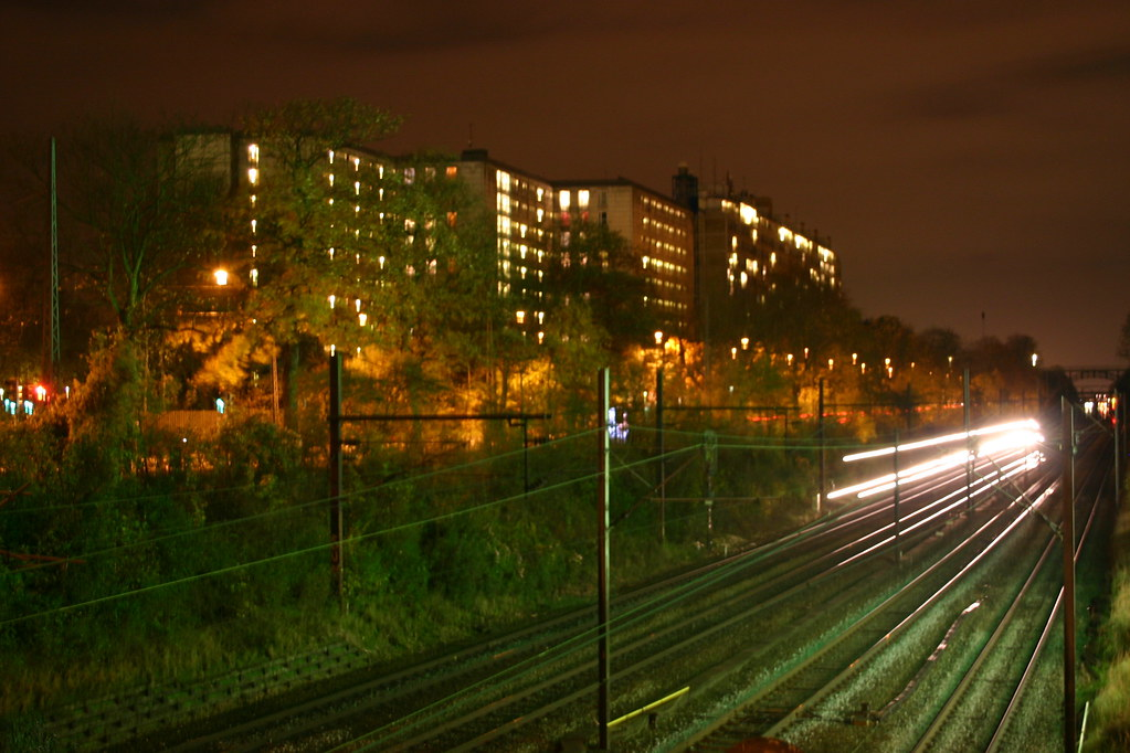 otto mønsted kollegiet | 1st steady long time exposure shot | Flickr