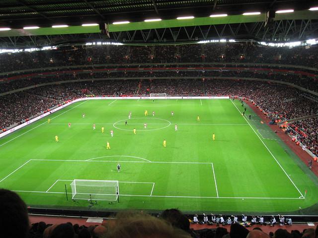 Emirates Stadium Food Shop