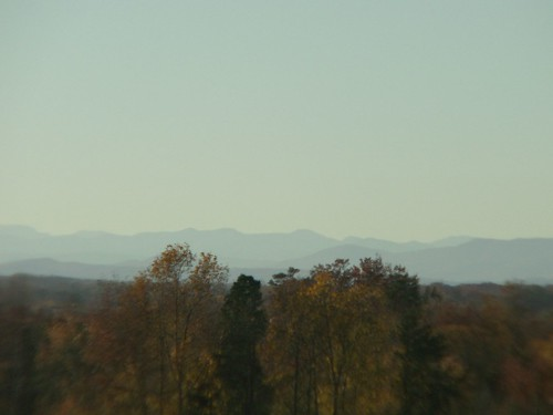 who named the blue ridge mountains-#13
