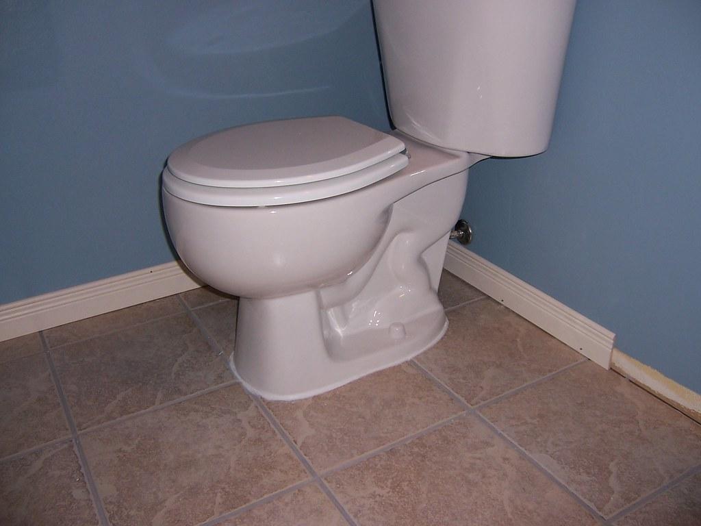 Trim Around The Toilet Ken Dyck Flickr
